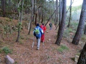 un paraiso para el treking a 2 km de Melilla