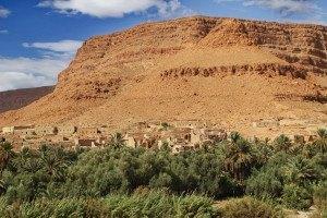 La ruta hacia el desierto es unica, pasando del paisaje tipico mediterrane, a los bosques del alto atlas, para terminar el dia entre dunas y palmeras
