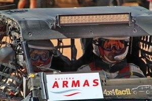 Nuestro compañero Juan Miguel Fidel y su copiloto Javier Ventaja, rozaron la victoria en Buggies, un meritorio 2 puesto que sabe a Victoria
