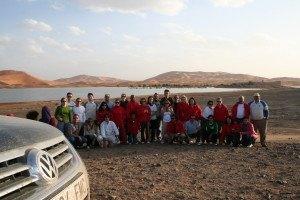 Lo mejor de nuestras rutas, el ambiente de aventura de los participantes