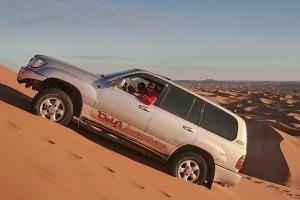Nuestro día de dunas es una experiencia única, subiremos a dunas con unas vistas impresionantes.