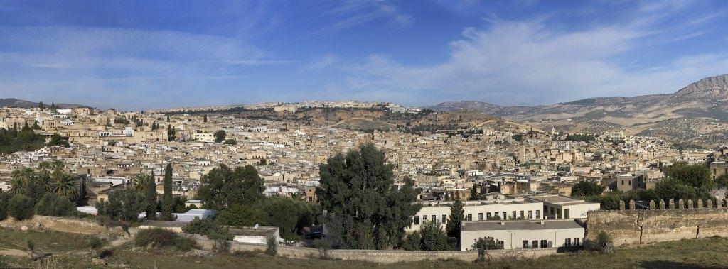 La medina de Fez, patrimonio de la humanidad por la UNESCO, es la mas antigua, mas grande y mas autentica medina del mundo árabe.