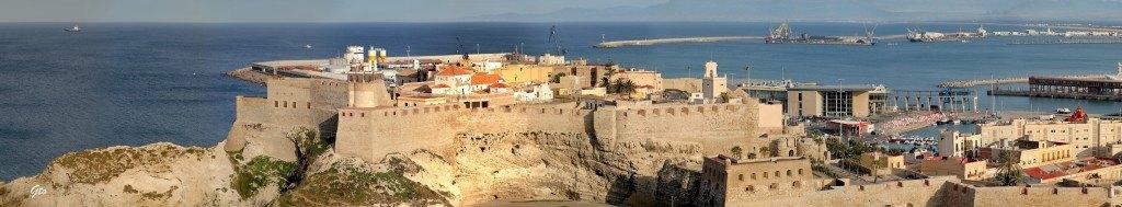 Melilla la vieja es una ciudadela fortificada, totalmente restaurada con siglos de historia y vistas fantasticas