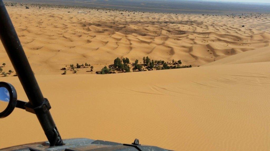 semana santa en las dunas
