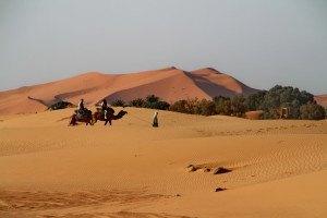 fin de año en las dunas