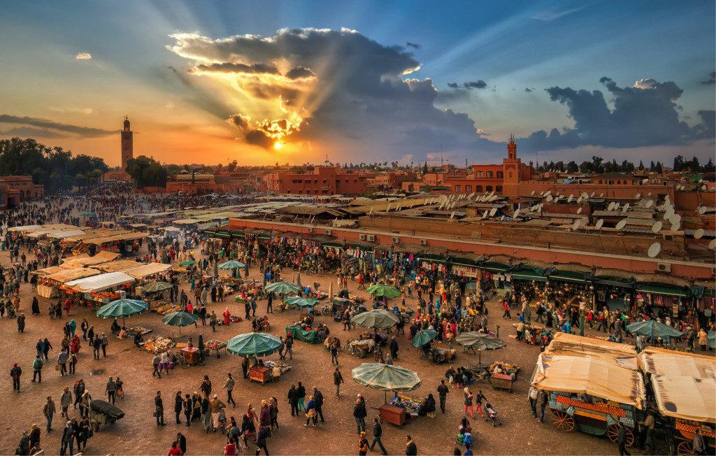 todo Marruecos